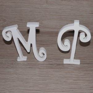 Letras fantasía 9 cm