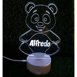 Lámpara Osito personalizada