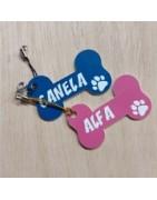 Chapas y Placas personalizadas para perros, gatos y otras mascotas
